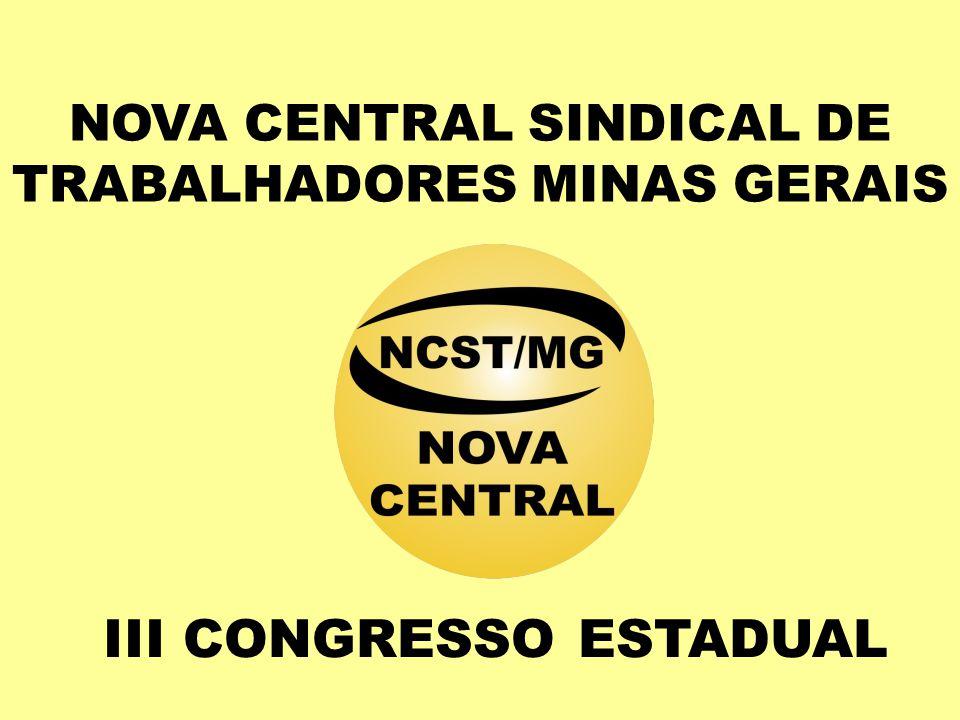 III CONGRESSO ESTADUAL