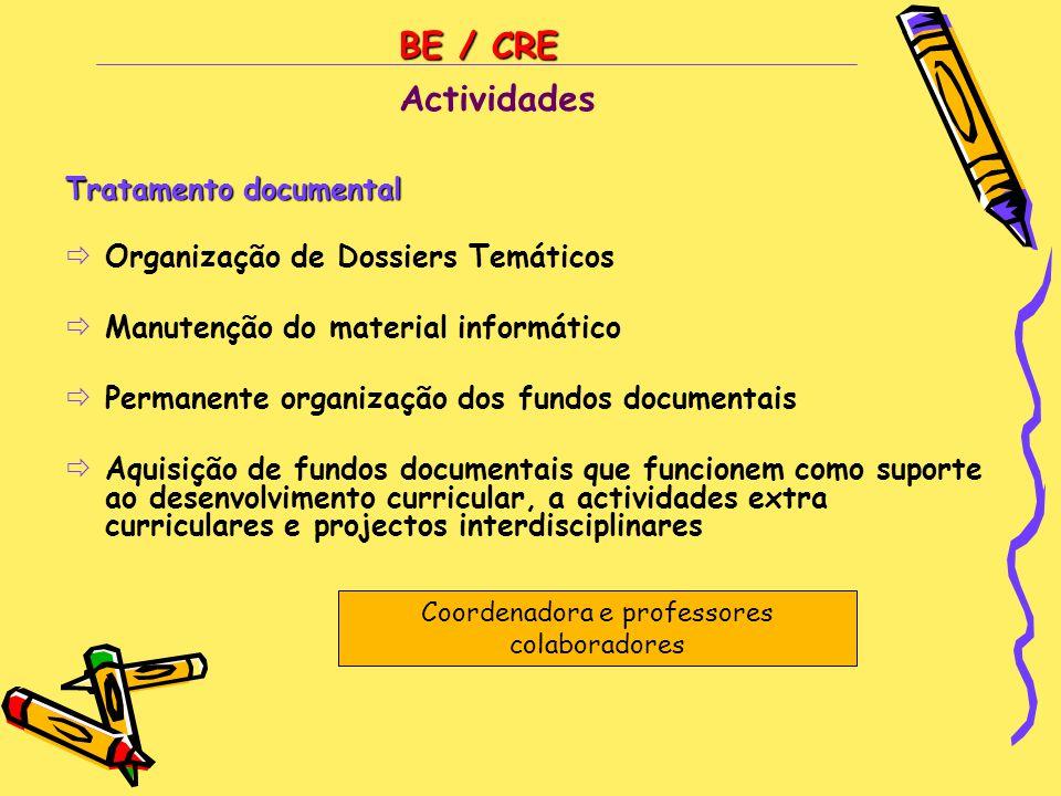 Coordenadora e professores colaboradores