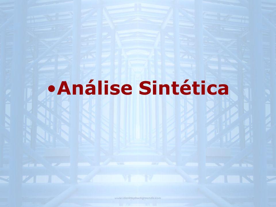 Análise Sintética