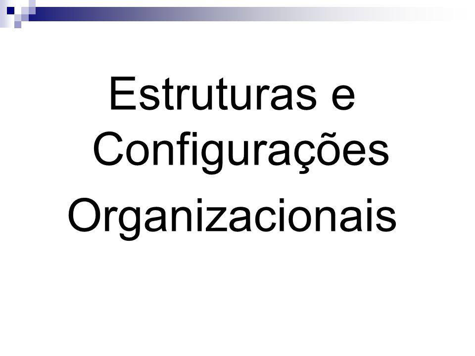 Estruturas e Configurações