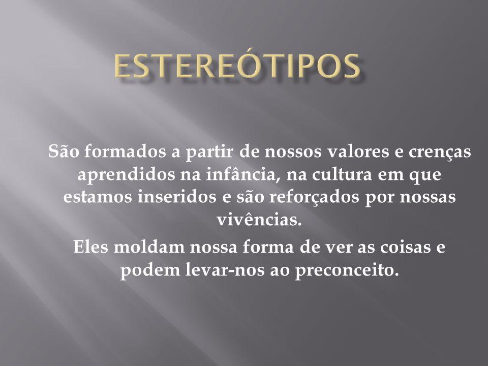 ESTEREÓTIPOS