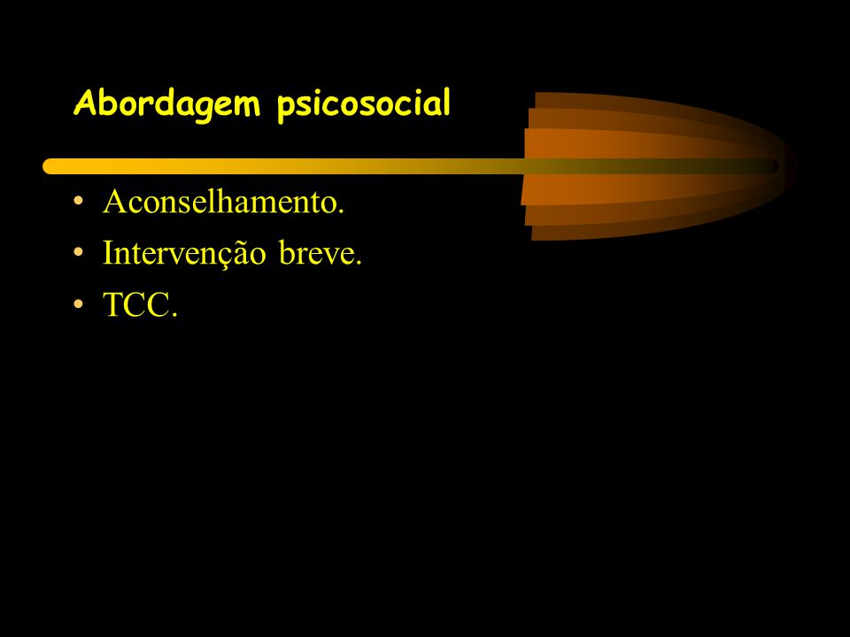 Abordagem psicosocial