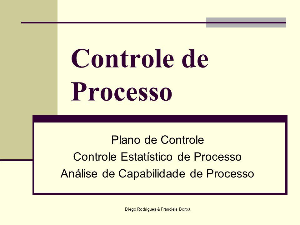 Controle de Processo Plano de Controle