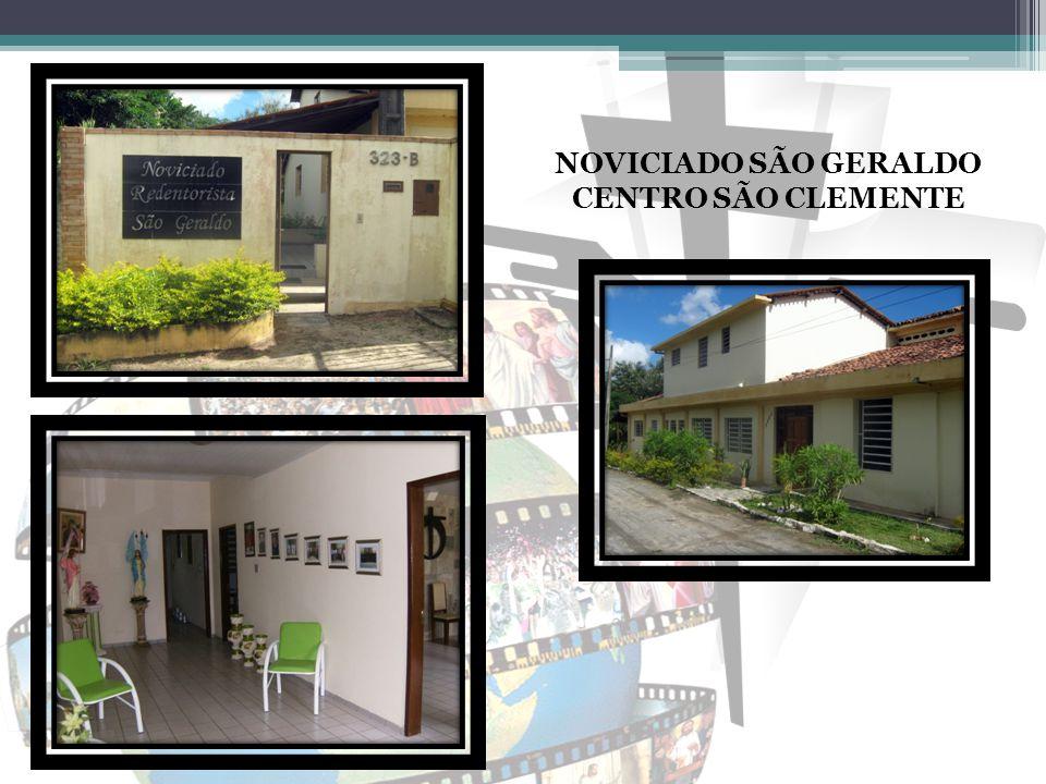 NOVICIADO SÃO GERALDO CENTRO SÃO CLEMENTE