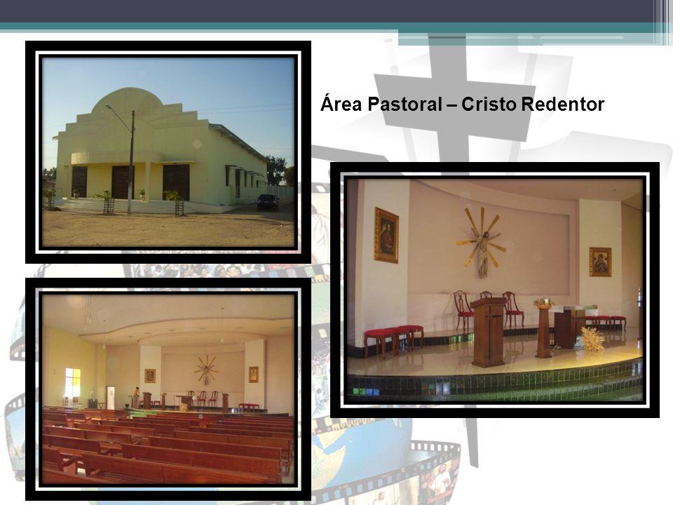 Área Pastoral – Cristo Redentor