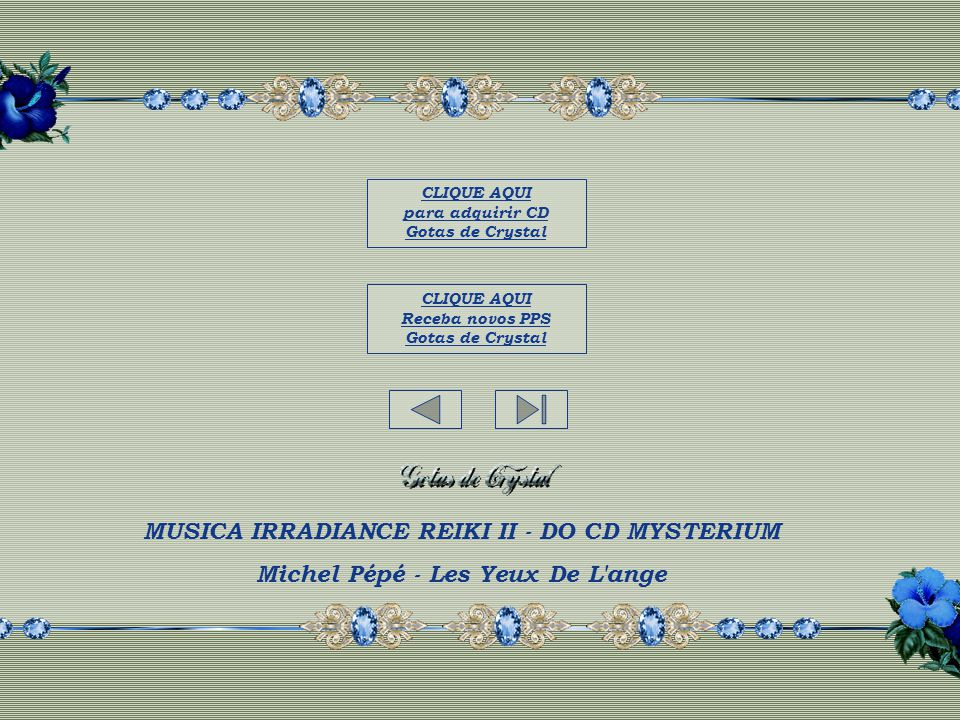 MUSICA IRRADIANCE REIKI II - DO CD MYSTERIUM