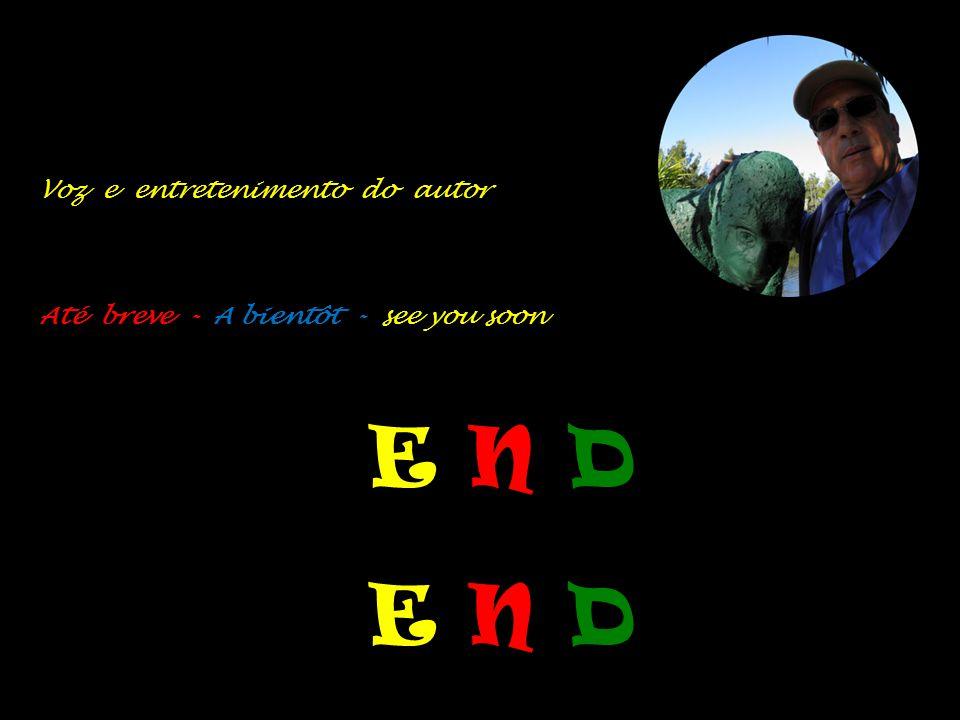 E N D E N D Voz e entretenimento do autor