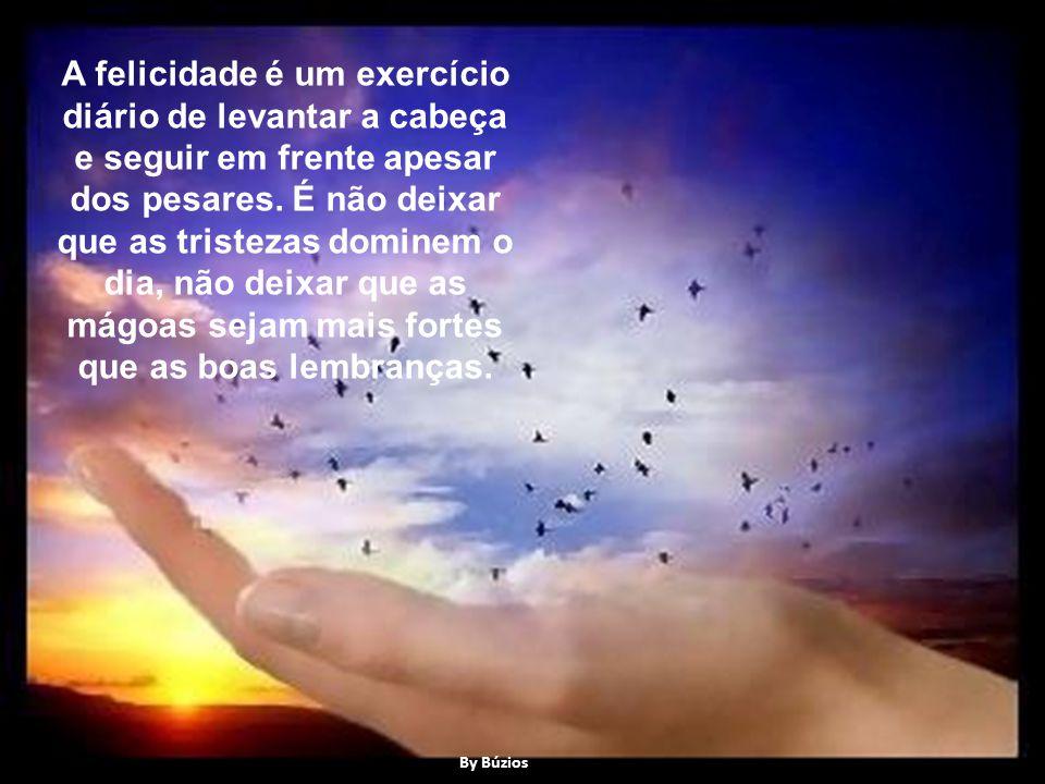 A felicidade é um exercício