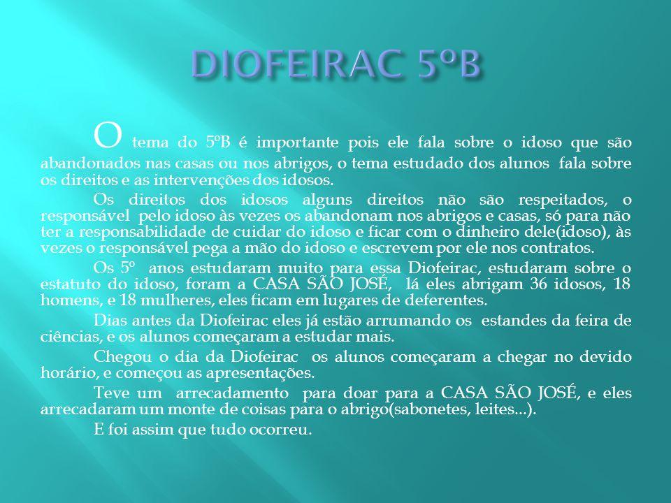 DIOFEIRAC 5ºB