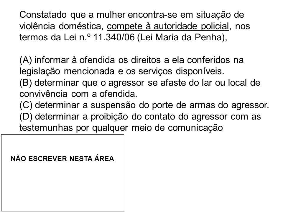 (B) determinar que o agressor se afaste do lar ou local de
