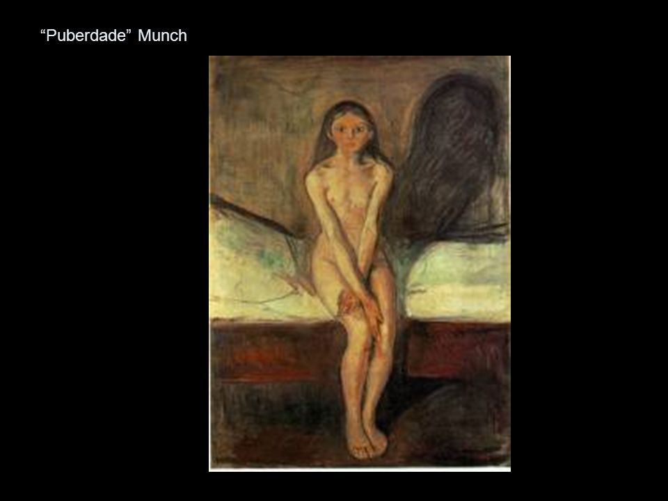 Puberdade Munch