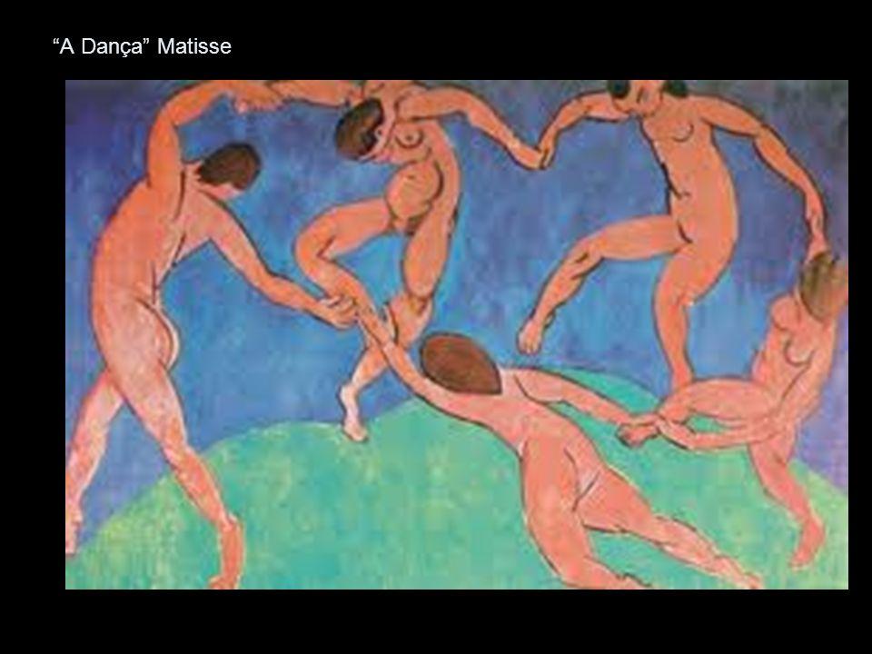 A Dança Matisse