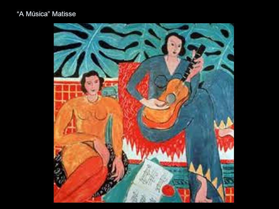 A Música Matisse
