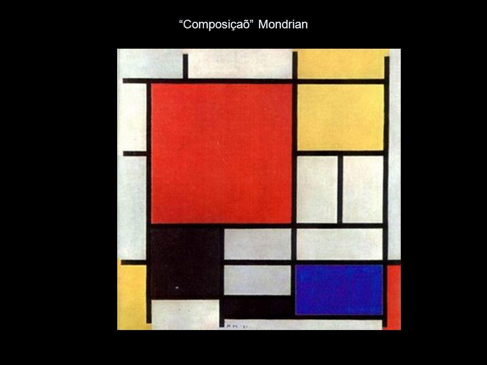 Composiçaõ Mondrian