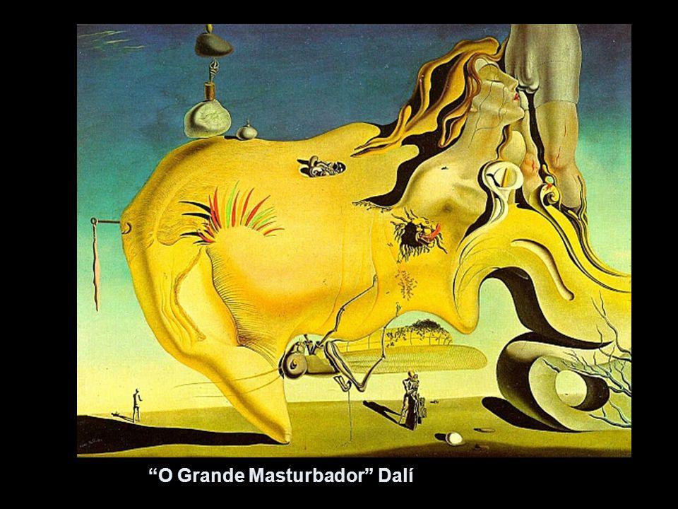 O Grande Masturbador Dalí