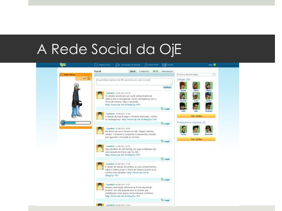 A Rede Social da OjE