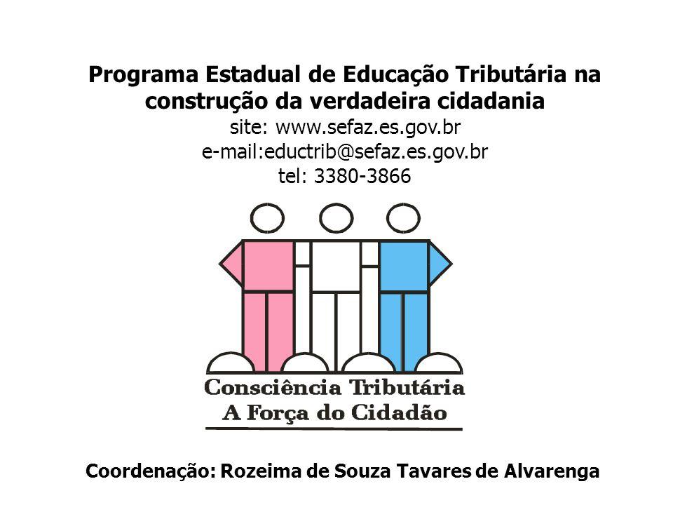 site: www.sefaz.es.gov.br