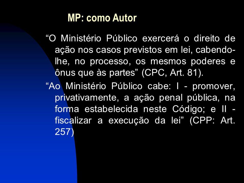 MP: como Autor