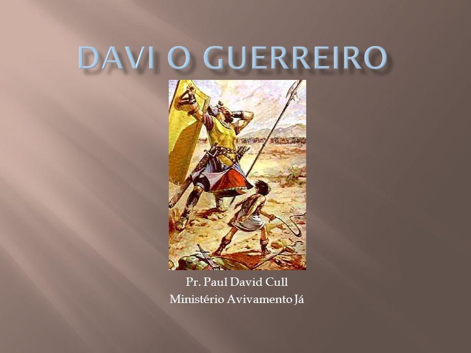 Pr. Paul David Cull Ministério Avivamento Já