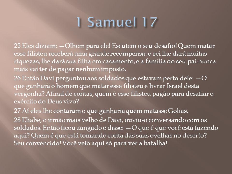 1 Samuel 17
