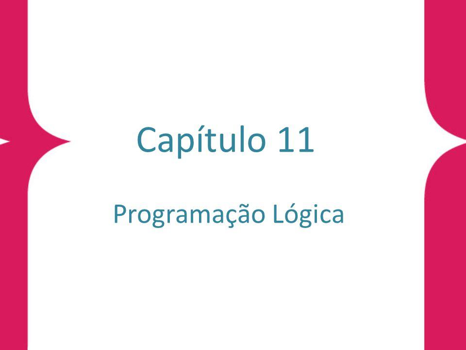 Capítulo 11 Programação Lógica