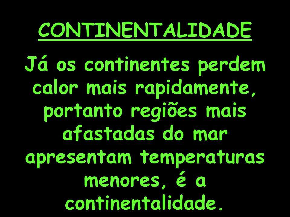 CONTINENTALIDADE