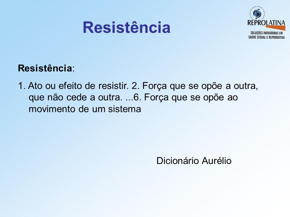 Resistência Resistência: