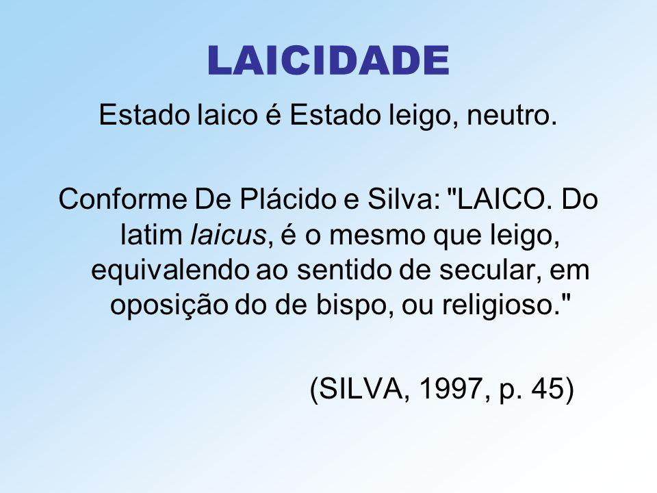 LAICIDADE