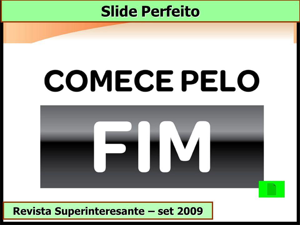 Revista Superinteresante – set 2009