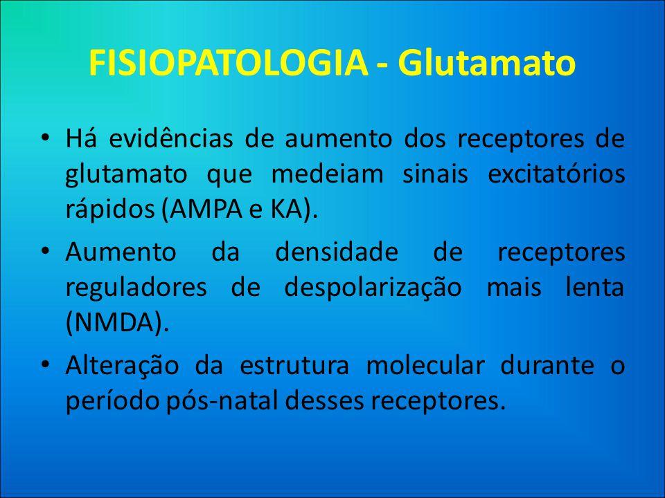 FISIOPATOLOGIA - Glutamato