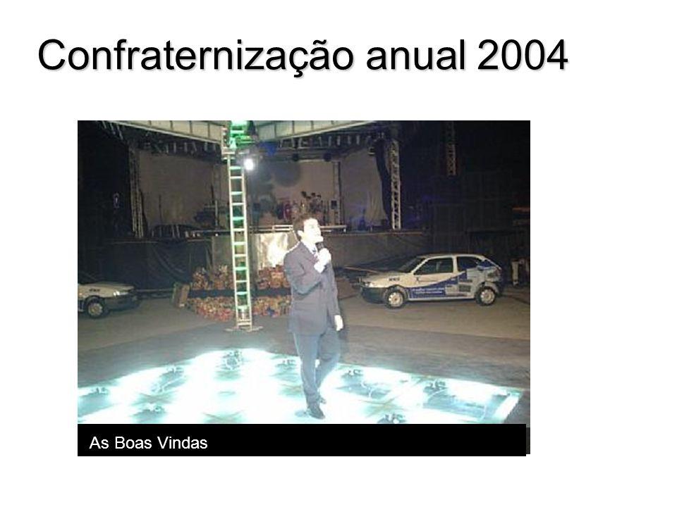 Confraternização anual 2004