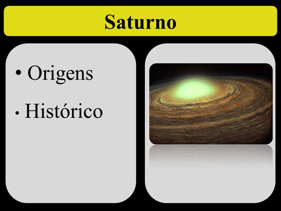 Saturno Origens Histórico