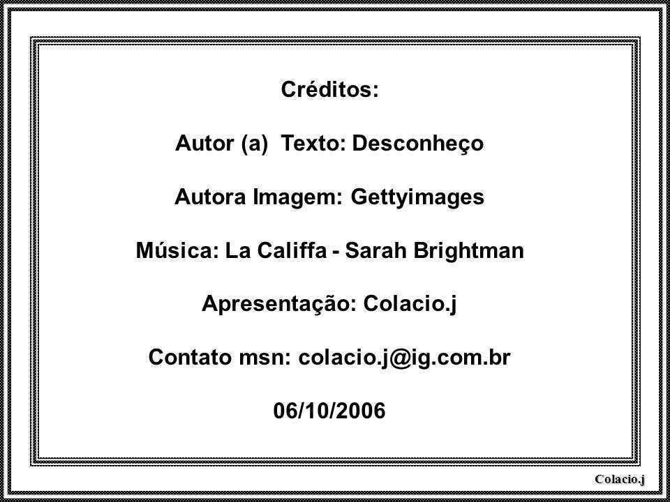 Autor (a) Texto: Desconheço Autora Imagem: Gettyimages