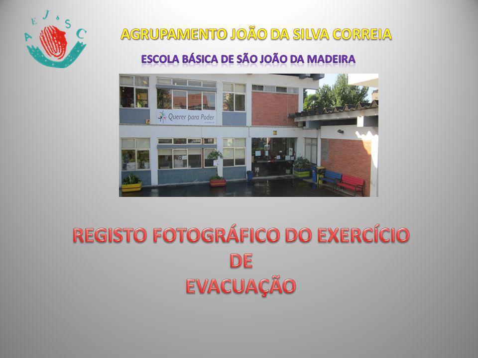 REGISTO FOTOGRÁFICO DO EXERCÍCIO DE EVACUAÇÃO