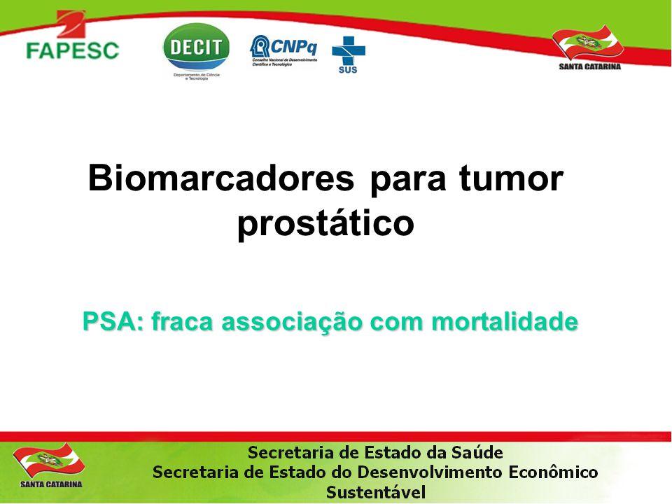 Biomarcadores para tumor prostático