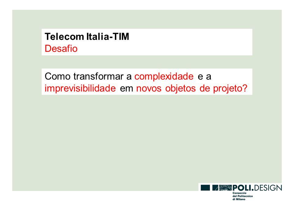 Telecom Italia-TIM Desafio.