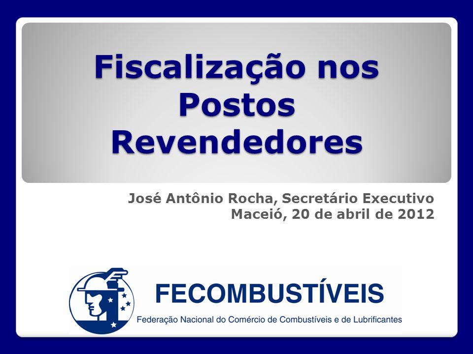 Fiscalização nos Postos Revendedores