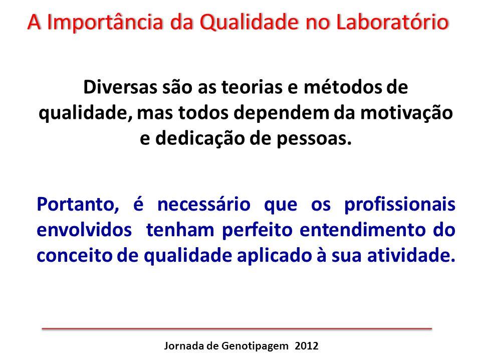 Jornada de Genotipagem 2012