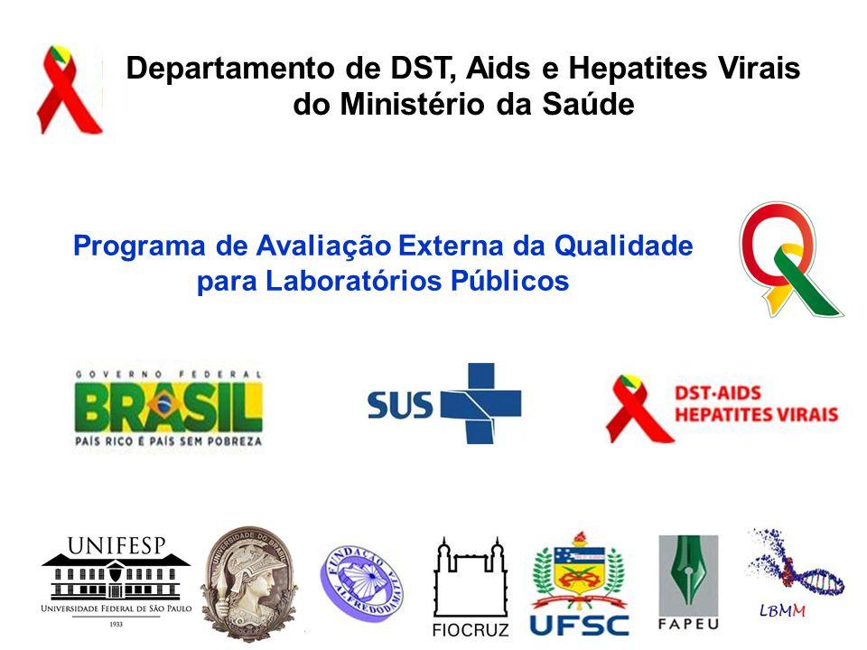 Departamento de DST, Aids e Hepatites Virais do Ministério da Saúde