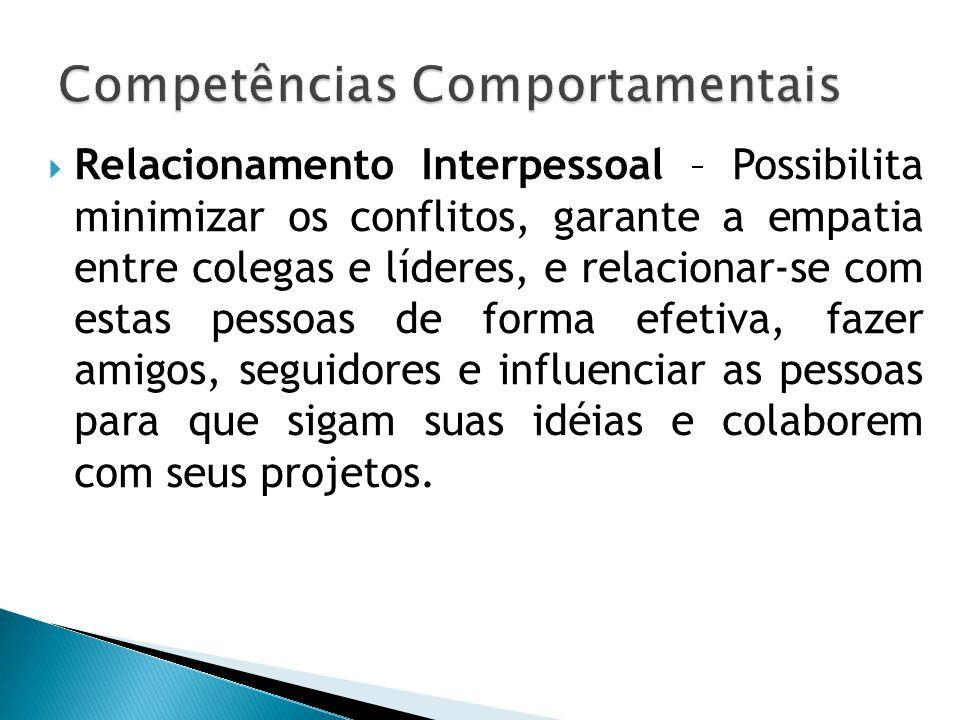 Competências Comportamentais