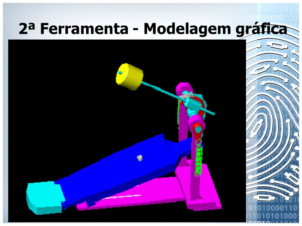 2ª Ferramenta - Modelagem gráfica