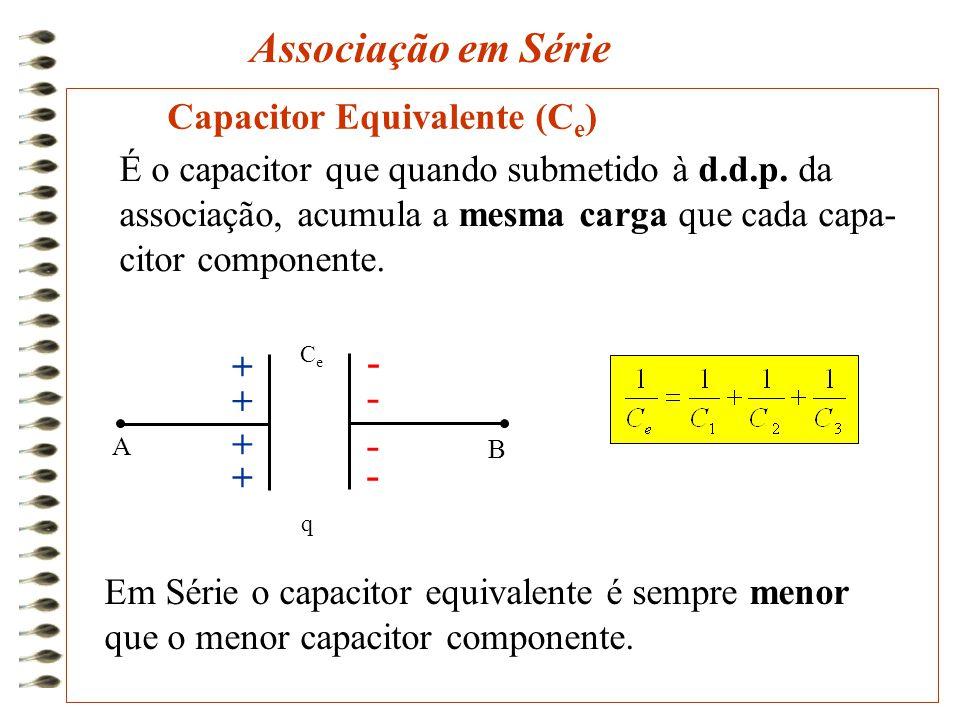 Capacitor Equivalente (Ce)