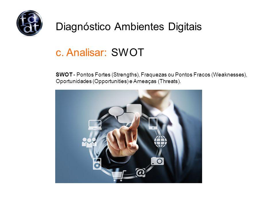 Diagnóstico Ambientes Digitais c