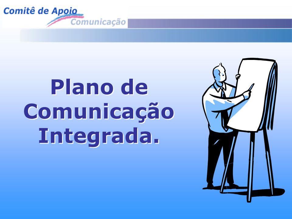 Plano de Comunicação Integrada.