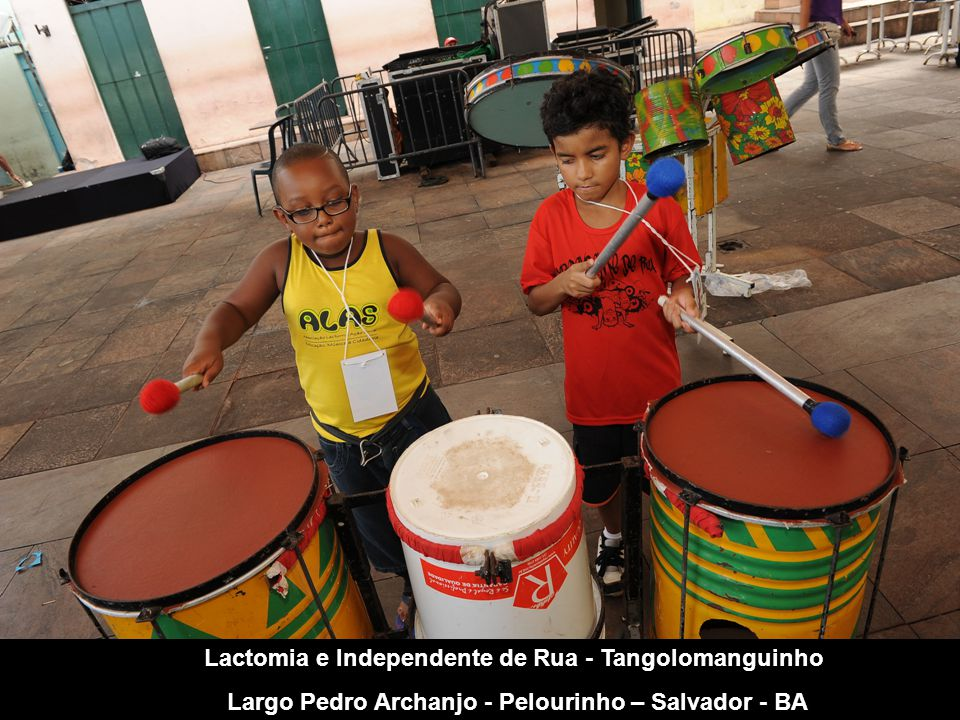 Lactomia e Independente de Rua - Tangolomanguinho