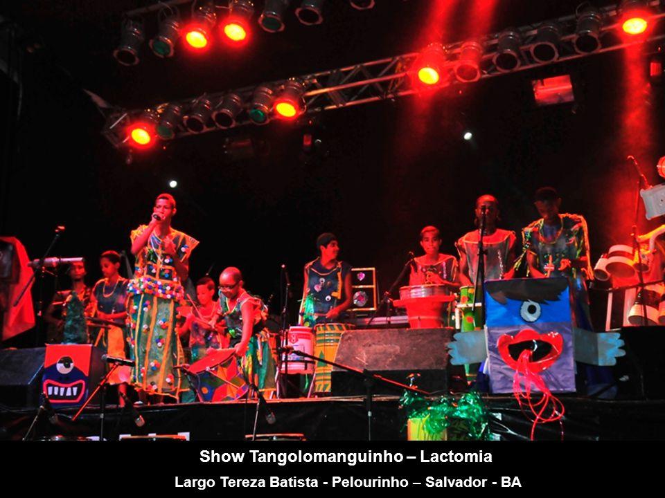 Show Tangolomanguinho – Lactomia