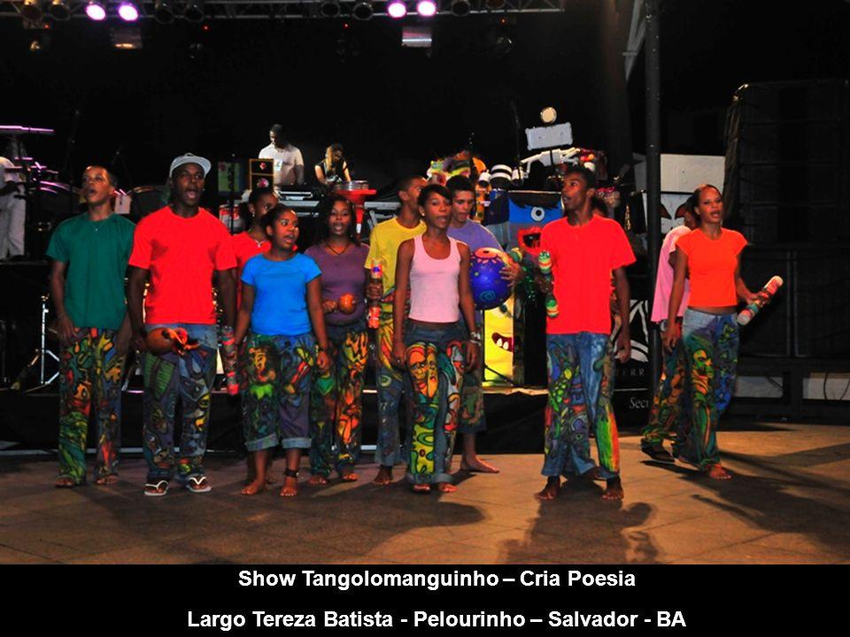 Show Tangolomanguinho – Cria Poesia