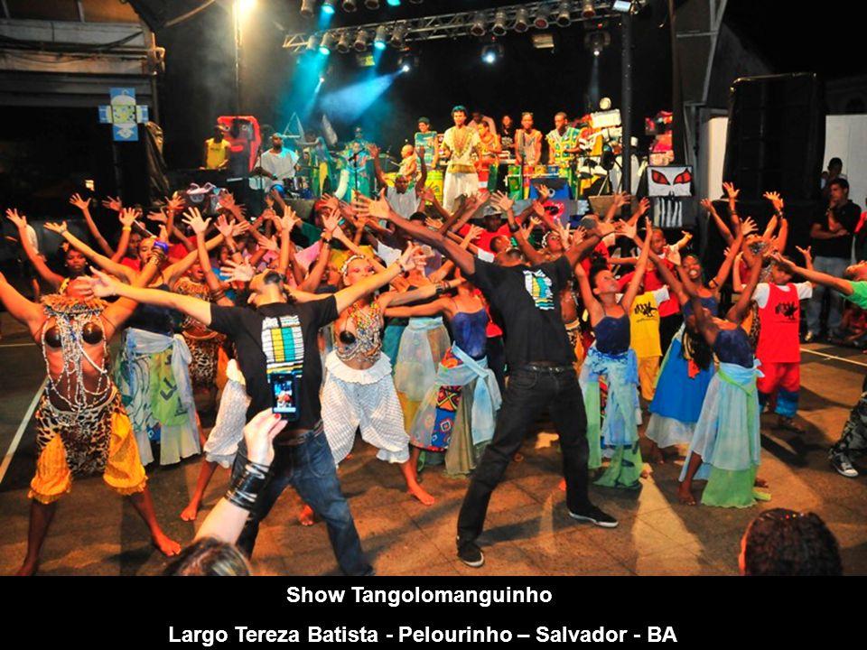Show Tangolomanguinho