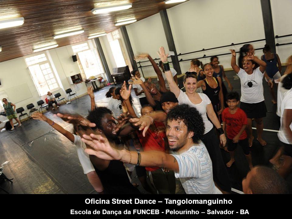 Oficina Street Dance – Tangolomanguinho