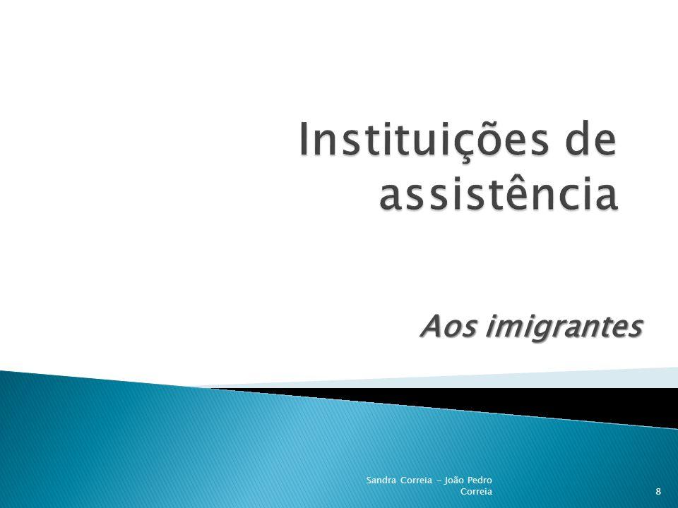 Instituições de assistência